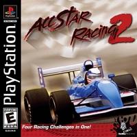 All Star Racing 2 Box Art