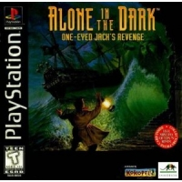 Alone in the Dark: One Eyed Jack's Revenge Box Art