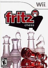 Fritz Chess Box Art