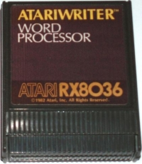 Atariwriter Box Art