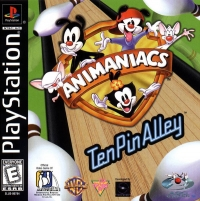 Animaniacs: Ten Pin Alley Box Art