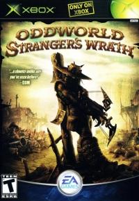 Oddworld: Stranger's Wrath Box Art