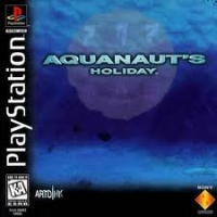 Aquanaut's Holiday Box Art