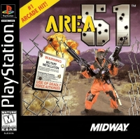 Area 51 Box Art