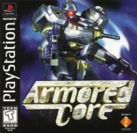 Armored Core Box Art