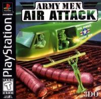 Army Men: Air Attack Box Art