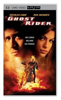 Ghost Rider Box Art