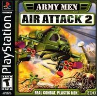 Army Men: Air Attack 2 Box Art