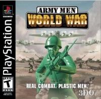 Army Men: World War Box Art
