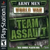 Army Men: World War: Team Assault Box Art