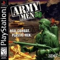 Army Men 3D Box Art