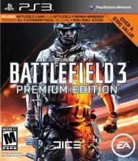 Battlefield 3 - Premium Edition Box Art
