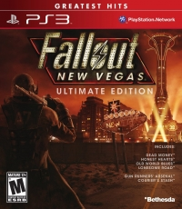 Fallout: New Vegas - Ultimate Edition - Greatest Hits Box Art