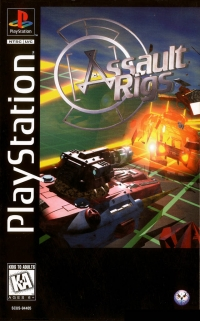 Assault Rigs Box Art