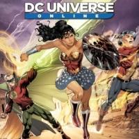DC Universe: Online Box Art