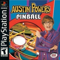 Austin Powers Pinball Box Art