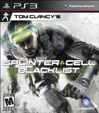 Tom Clancy's Splinter Cell: Blacklist Box Art