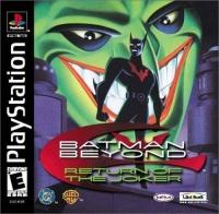 Batman Beyond: Return of the Joker Box Art