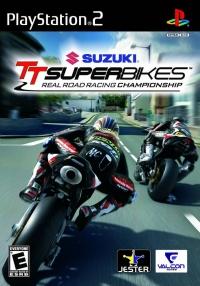 Suzuki TT Superbikes: Real Road Racing Championship Box Art