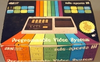 Audio Sonic Tele-Sports III Box Art
