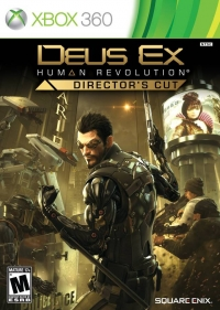 Deus Ex: Human Revolution - Director's Cut Box Art