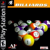 Billiards Box Art