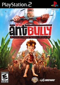 Ant Bully, The Box Art