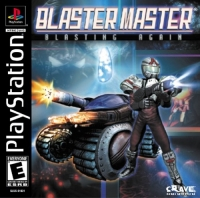 Blaster Master: Blasting Again Box Art