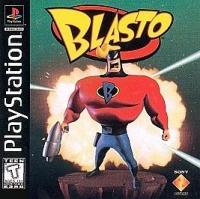 Blasto Box Art