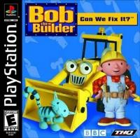 Bob the Builder: Can We Fix It? Box Art
