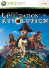 Sid Meier's Civilization: Revolution Box Art