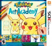 Pokémon Art Academy Box Art
