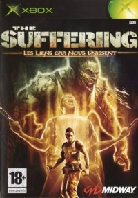Suffering, The: Ties That Bind Box Art