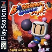 Bomberman World Box Art