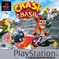 Crash Bash - Platinum Box Art