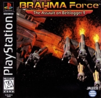 Brahma Force: The Assault on Beltlogger 9 Box Art