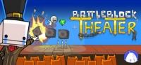 BattleBlock Theater Box Art