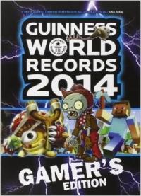 Guinness World Records 2014 Gamer's Edition Box Art