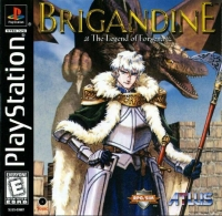 Brigandine: The Legend of Forsena Box Art