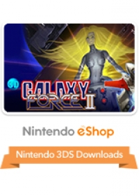 3D Galaxy Force II Box Art