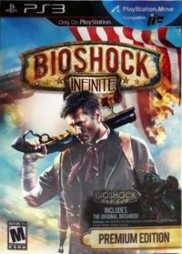 BioShock Infinite - Premium Edition Box Art