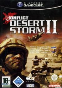 Conflict: Desert Storm II Box Art