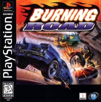 Burning Road Box Art