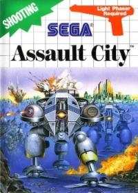 Assault City Box Art