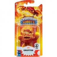 Eruptor (LightCore) - Skylanders Giants [NA] Box Art