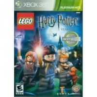 Lego Harry Potter: Years 1-4 - Platinum Hits Box Art