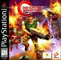 C: The Contra Adventure Box Art