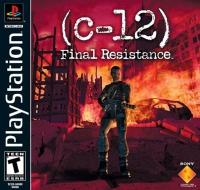 C-12: Final Resistance Box Art