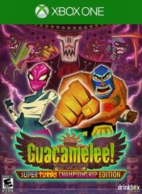 Guacamelee! - Super Turbo Championship Edition Box Art