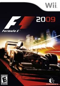 Formula 1 2009 Box Art
